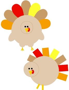 268x350 Turkey Clipart Shape