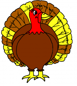 270x300 Colored Turkey Pictures