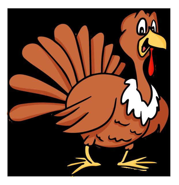 621x644 Free Turkey Clip Art Pictures