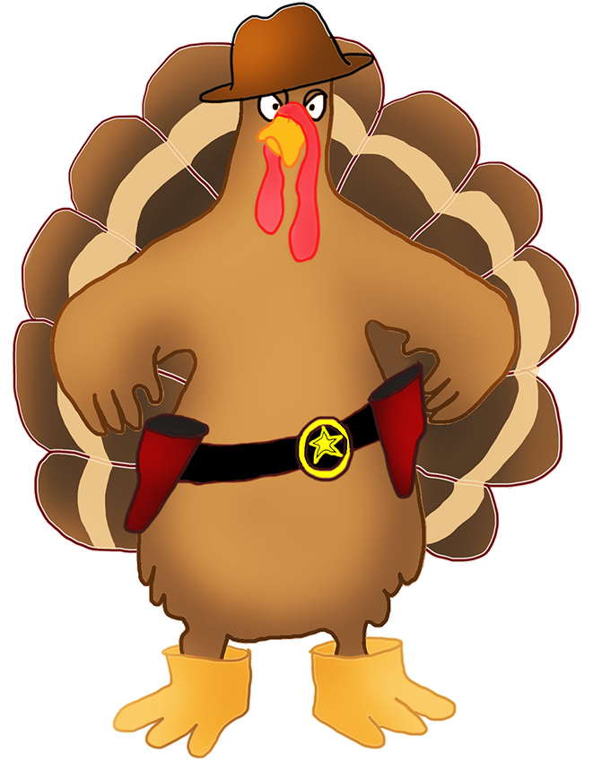 671x869 Happy Thanksgiving Clipart