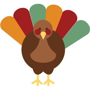 Turkey Face Clipart