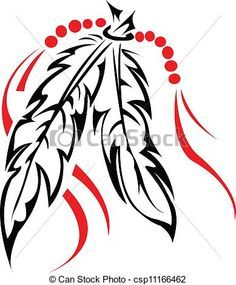 236x285 Native Feathers Clipart