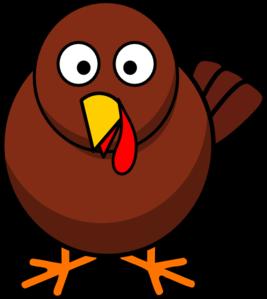 267x299 Round Turkey Clip Art Clip Art