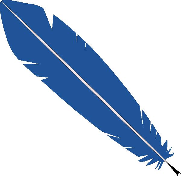 600x584 Fancy Idea Feather Clipart Pen Clip Art At Clker Com Vector Online