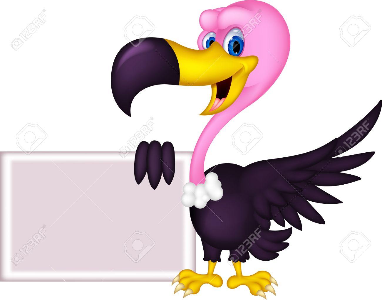 1300x1022 Vulture Clipart Cute