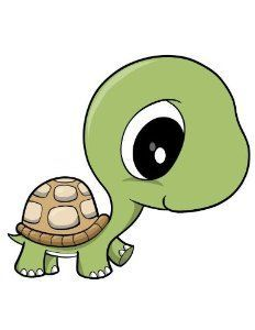 232x300 Slow Clipart Turtle Head