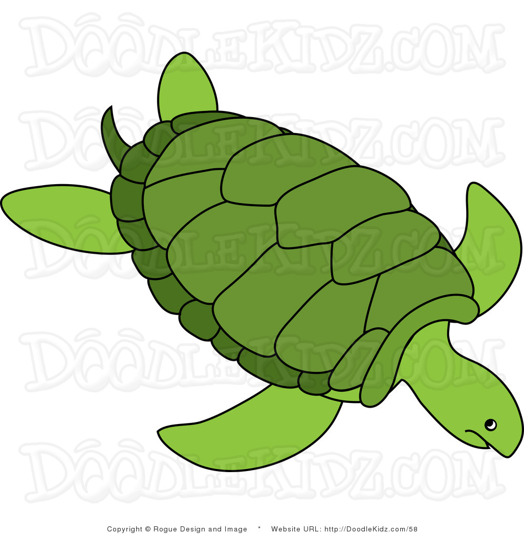 1024x1044 Clipart Sea Turtle Sea Clip Art Clip Art Illustration Of Sea