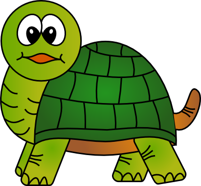 411x379 Cute Turtle Clipart Cute Turtle Clip Art Free Clipart Images