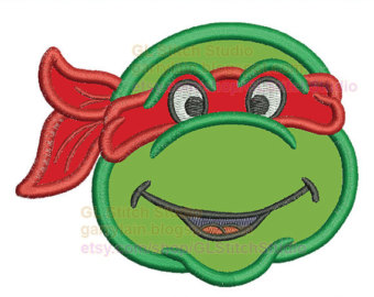 340x270 Ninja Turtle Clip Art