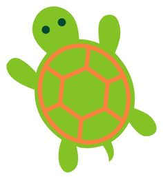 236x260 Turtle With Initials Carved Into Shell Clipart Cuttale Vector File