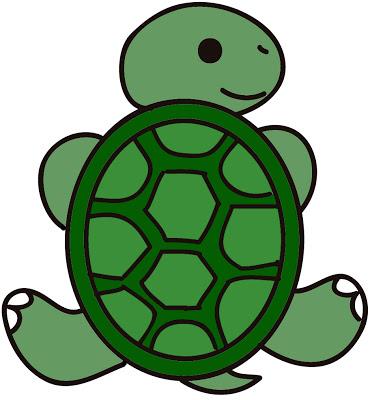 372x400 Turtoise Clipart Face 4018194