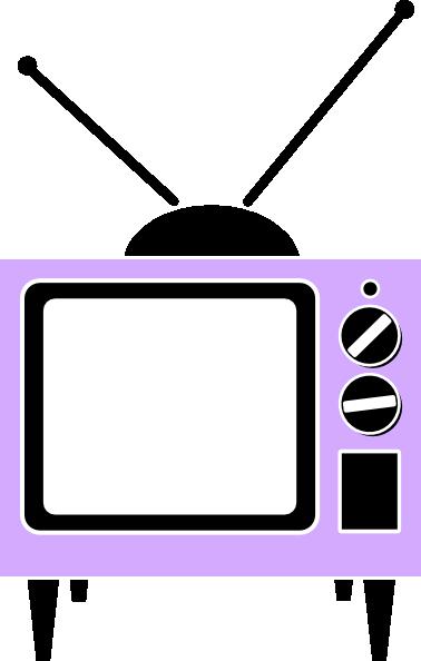 378x594 Pink Tv Clip Art