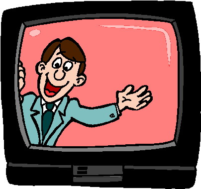 404x380 Tv Production Cliparts