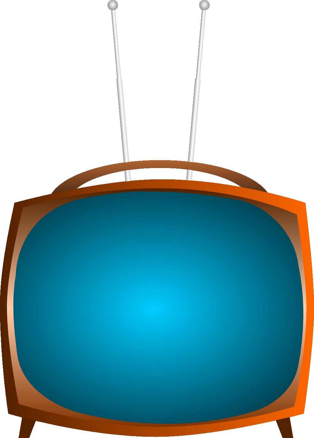 999x1392 Tv Television Clip Art 3 Image 0 Famclipart