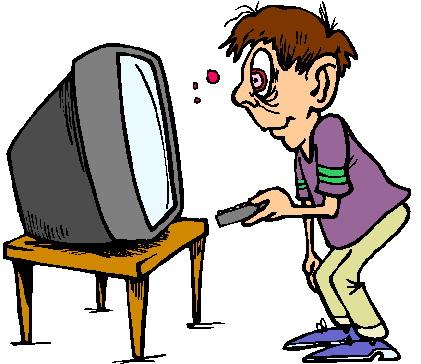 421x364 Clip Art Communication Television