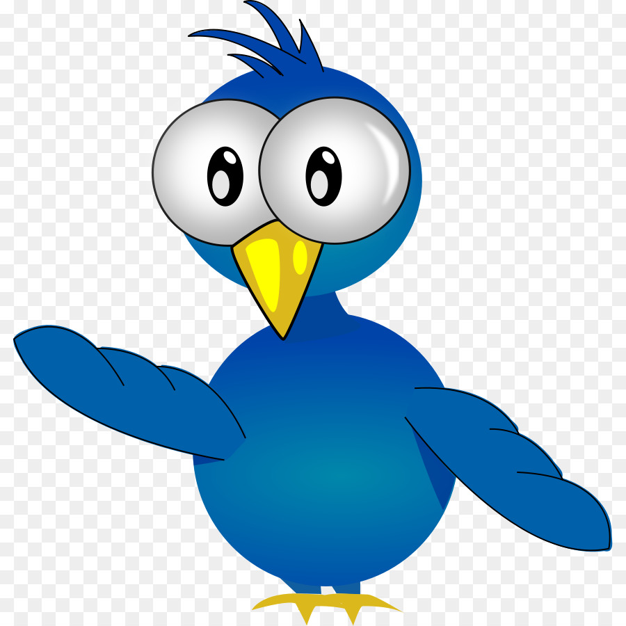 900x900 Bird Cartoon Animation Clip Art