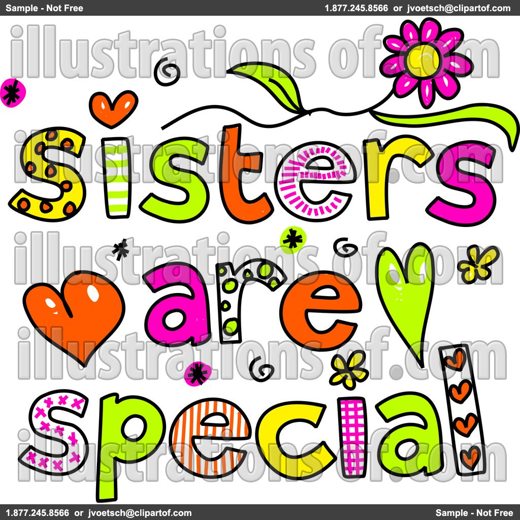 1024x1024 Sisters Are Best Friends Given To You By God! I Thank God For My