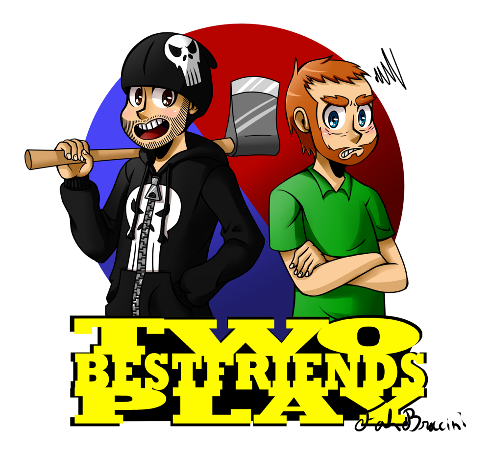 1000x927 Two Best Friends Play By Fahbraccini On Newgrounds