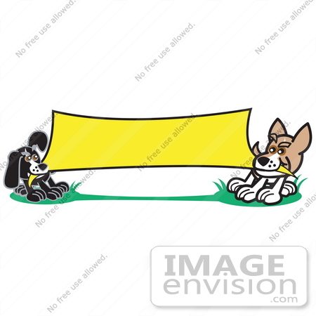 450x450 Cartoon Cliprt Graphic Of Two Dogs Playing Tug Of War