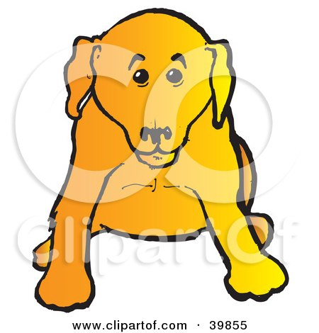 450x470 Clipart Illustration Of Two Itchy Dogs Scratching And Howling By