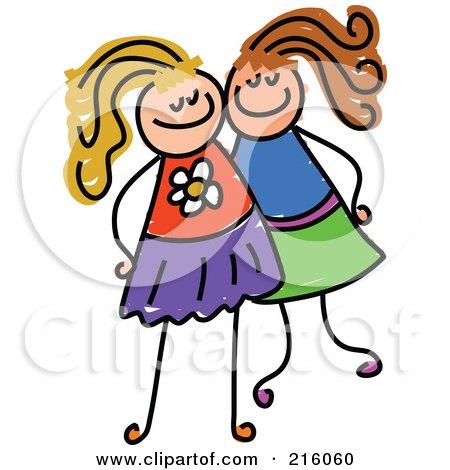 450x470 Royalty Free (Rf) Childrens Art Clipart, Illustrations, Vector