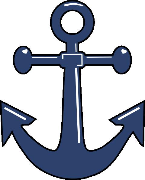 480x595 Us Navy Anchor Clipart