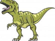 220x165 T Rex Clip Art The Top 5 Best Blogs On Yellow T Rex Clipart