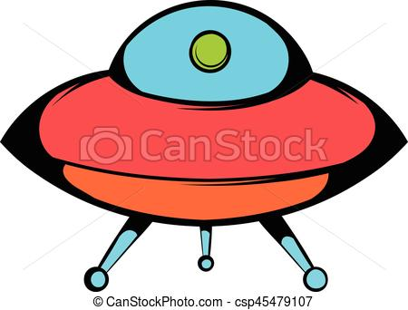450x342 Ufo Icon, Icon Cartoon. Ufo Icon In Icon In Cartoon Style