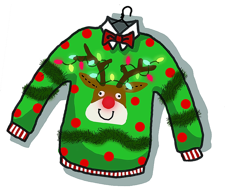 920x770 Ugly Christmas Sweater Clip Art