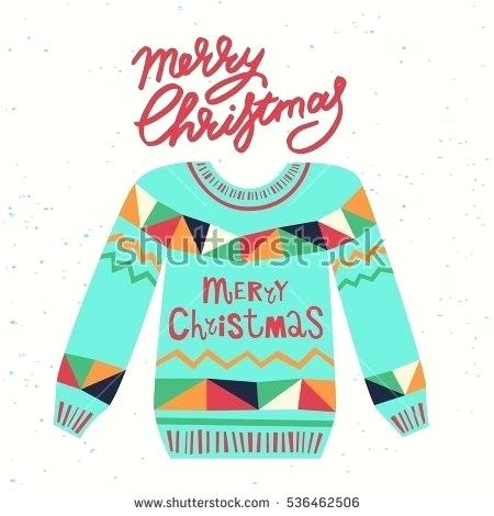 450x470 Ugly Christmas Sweater Party Invitations Ugly Sweater Party