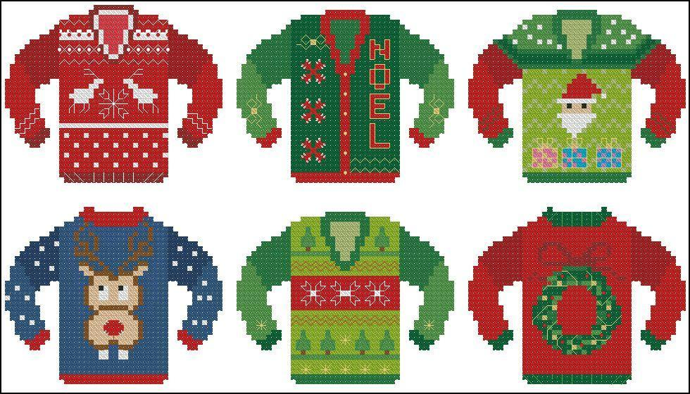 980x560 Ugly Christmas Sweater Clip Art F5ub2gom Shelby Marie