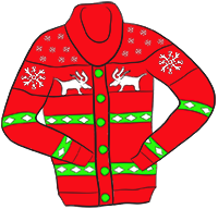 Ugly Christmas Sweater Clipart.Ugly Sweater Clipart At Getdrawings Com Free For Personal