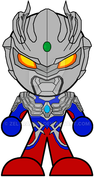 400x754 Ultraman Mebius Clipart