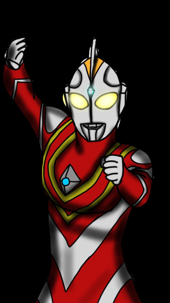 720x1280 Ultraman Sentinel By Wallpapperultra16