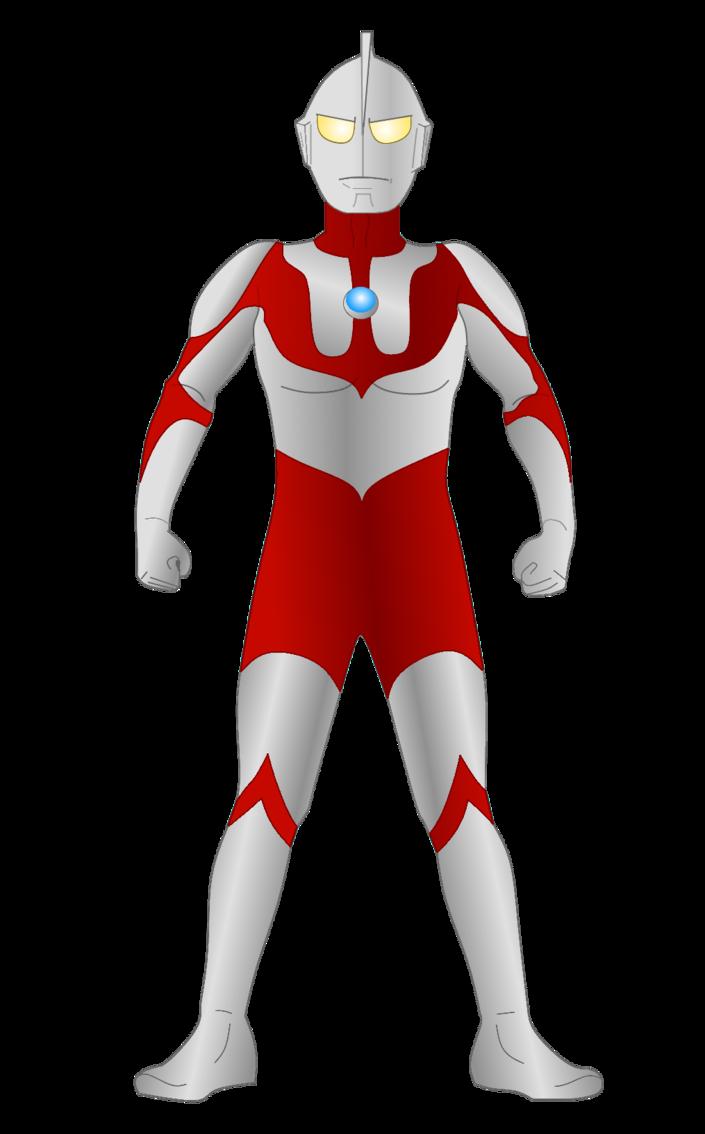 705x1134 Ultraman Vector By Thecrazebling