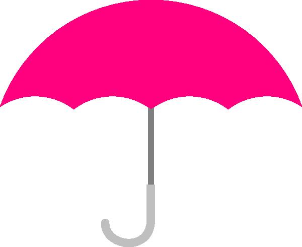 600x490 Umbrella Clipart Pink Umbrella Clip Art