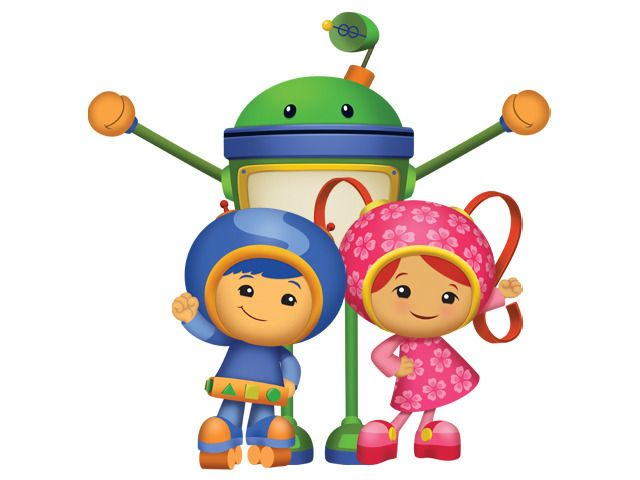 Umizoomi Clipart