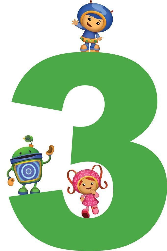 682x1024 24 Best Team Umizoomi Birthday Party Images