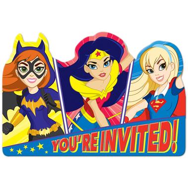 380x380 Superhero Girl Party Supplies