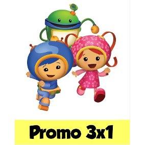 284x284 Umizoomi Bot En El Umimovil