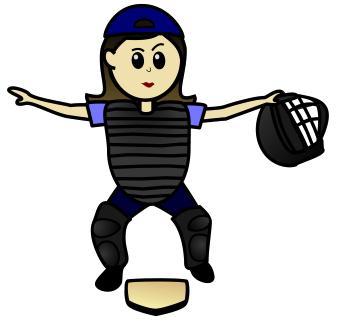 343x323 Safe Clipart Umpire
