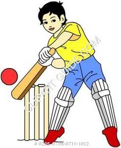 245x300 Top 68 Cricket Clip Art