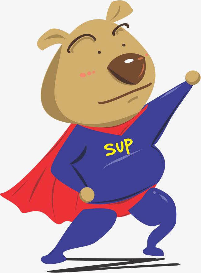 650x884 Cartoon Superman Dog, Superman, Dog Cartoon, Underdog Png And Psd