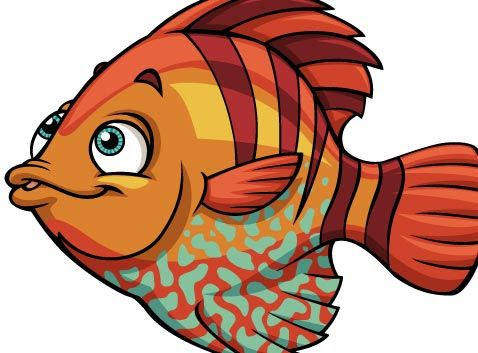 Underwater Animals Clipart