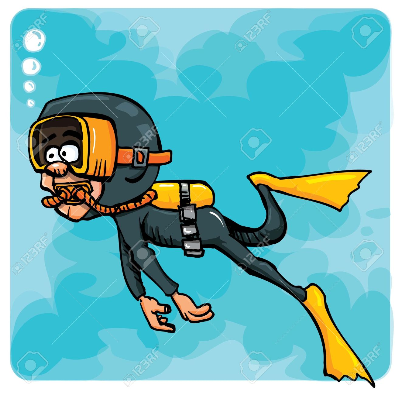 1300x1300 Diving Clipart Deep Sea Diver Free Collection Download And Share