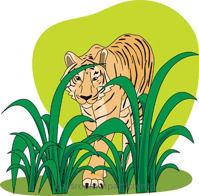 400x394 Plant Wildlife Clipart