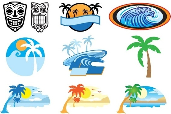 550x368 Beach Free Vector Download (807 Free Vector) For Commercial Use