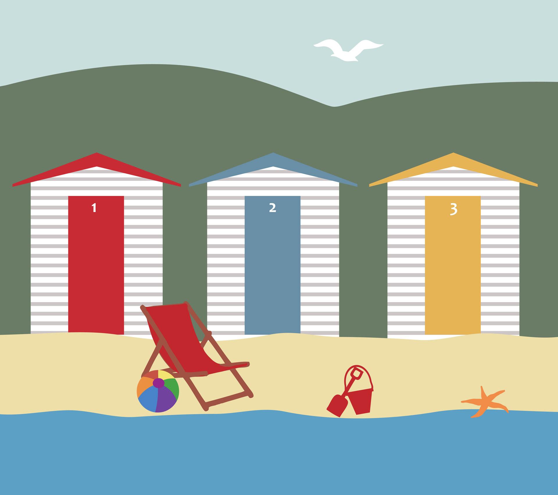 1920x1703 Beach Clipart Ocean Scene