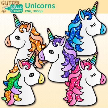 350x350 Unicorn Clip Art Rainbow Mythical Animals For Birthday Charts