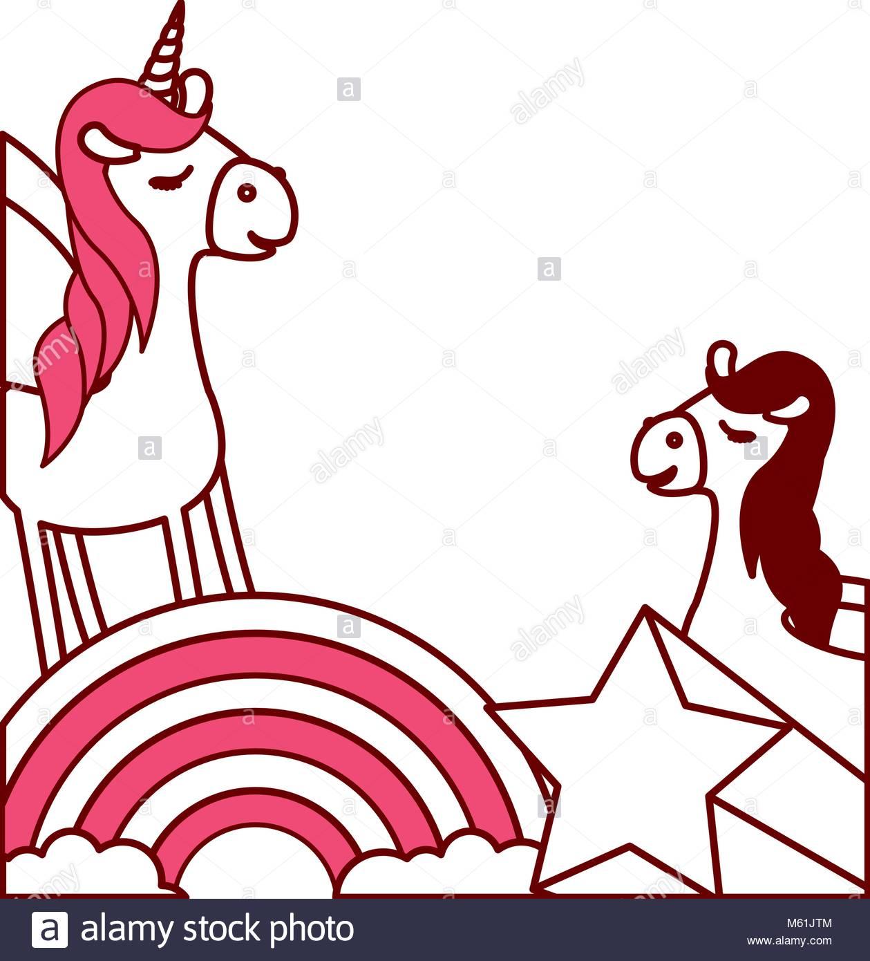 1259x1390 Unicorn Rainbow Stock Photos Amp Unicorn Rainbow Stock Images